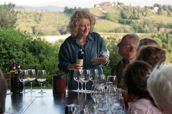 Tuscan wine emotions