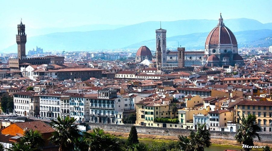 Florence driver tour